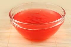 Postre de gelatina Imagen de archivo