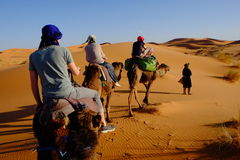 Postre de Marruecos Foto de archivo