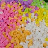 Postre del caramelo de Aalaw Imagen de archivo libre de regalías
