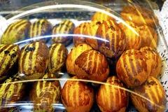 Postre una variedad de dulces orientales deliciosos Fotografía de archivo libre de regalías
