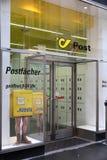 Posts austríacos fotos de archivo