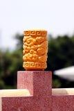 Posts de la cerca del estilo de China. Imagenes de archivo