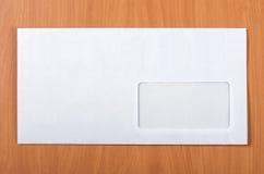 Postsendungsumschlag Lizenzfreie Stockfotografie