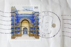 Poststamp Foto de archivo