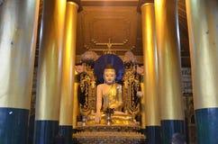Postura Buddha obrazy royalty free