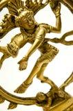 Postura de Shiva de la diosa Imagen de archivo libre de regalías