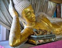Postura del Buda Fotos de archivo libres de regalías