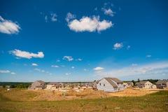 Postura desgarbada suburbana Foto de archivo libre de regalías