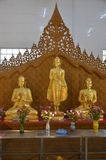 Posture of the Buddha Royalty Free Stock Images