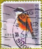 Postzegel royalty-vrije illustratie