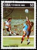 Postzegel Stock Foto