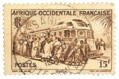 Postzegel Royalty-vrije Stock Afbeeldingen