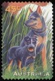 Postzegel - Australië royalty-vrije stock afbeeldingen