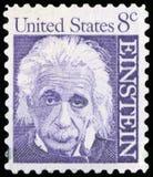 Postzegel - de V.S. stock foto