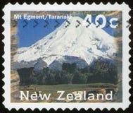 Postzegel - Nieuw Zeeland stock fotografie