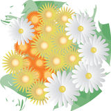 Posy illustration Stock Images