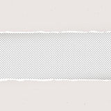 Poszarpany papier na przejrzystym tle Projekta szablon, wektor Obrazy Stock