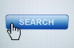 poszukiwania Obrazy Stock