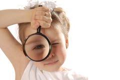 poszukiwania Fotografia Stock