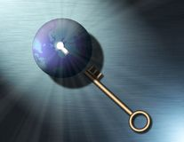 Potência & riqueza imagens de stock royalty free
