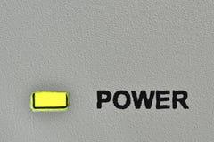 Potência conduzida Foto de Stock