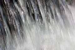 Potência da água Fotografia de Stock Royalty Free