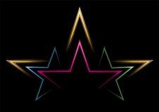 Potência das estrelas Foto de Stock Royalty Free