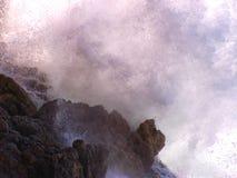 Potência de água Foto de Stock