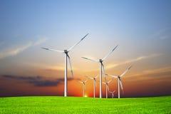 Potência de Eco Imagens de Stock
