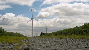 Potência de Eco, turbinas de vento filme