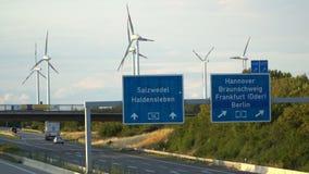 Potência de Eco Turbinas de vento que geram a eletricidade filme