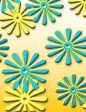 Potência de flor ilustração royalty free
