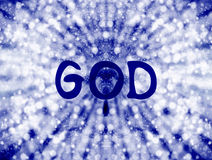 Potência do deus Imagens de Stock Royalty Free