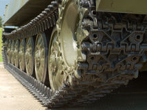 Potência do tanque Foto de Stock Royalty Free