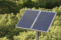 Potência verde Foto de Stock Royalty Free