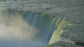 Potężna rozszalała Niagara siklawa zbiory