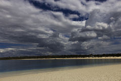 Potężny niebo Zdjęcie Royalty Free