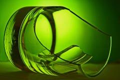 potłuczone szkło Obraz Stock