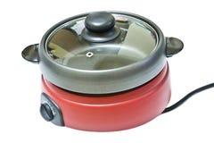 Pot électrique Photo stock