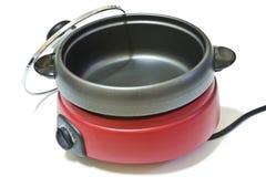 Pot électrique Images libres de droits