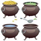 Pot vector illustration