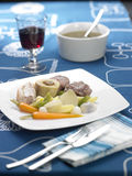 Pot-au-feu Stock Photo
