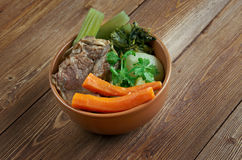 Pot-au-feu Royalty Free Stock Image