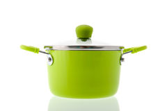 Pot for cooking Royalty Free Stock Photos