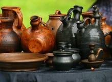 POT da argilla immagine stock