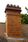 Pot de cheminée Images libres de droits