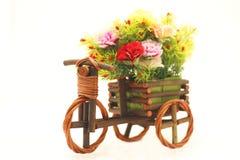 Pot de fleur Photographie stock