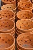 Pot de fleurs Photographie stock libre de droits