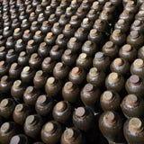 Pot de vin photo stock