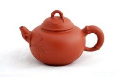 POT del tè Immagine Stock